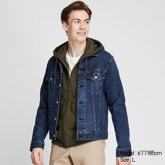 chaqueta levis hombre borrego