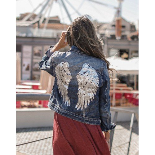 chaqueta de borrego mujer